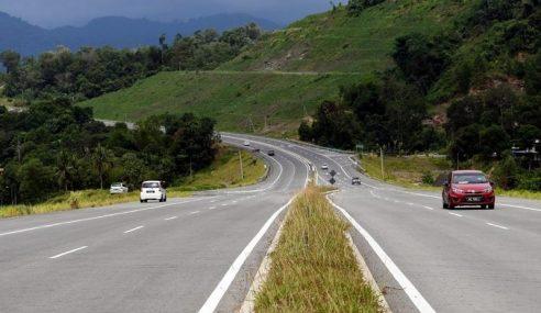 KKR Nafi Lebuh Raya Pan Borneo Sarawak Berkualiti Rendah