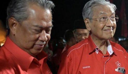 Mahathir Tak Kisah Jika Muhyiddin Ganti Jadi PM