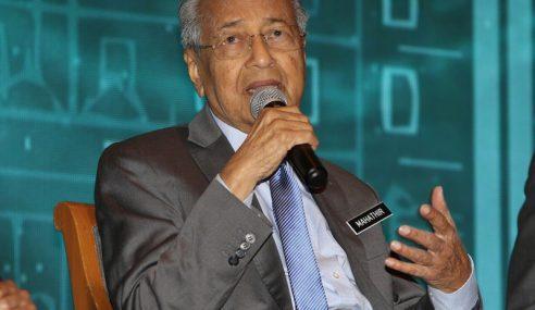 Malaysia Belum Sedia Bina Loji Tenaga Nuklear – Mahathir
