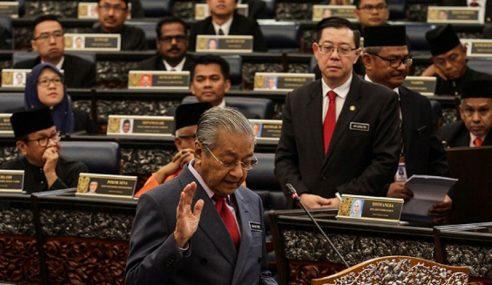 Biar Ahli Parlimen Tentukan Kedudukan Perdana Menteri