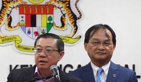 Guan Eng Lebih Tahu Kos Pan Borneo Banding Baru Bian?