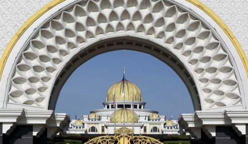 Mesyuarat Khas Majlis Raja-Raja Diharap Rungkai Kemelut Politik