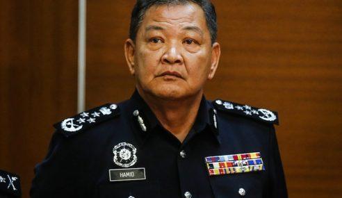 Peras Ugut RM3 Juta: 4 Anggota, Pegawai Polis Ditahan