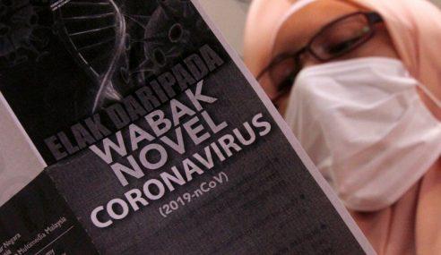 22 Kertas Siasatan Berita Tak Sahih Penularan Koronavirus