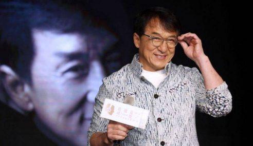 Jackie Chan Tawar RM587,709 Cari Antidot Coronavirus