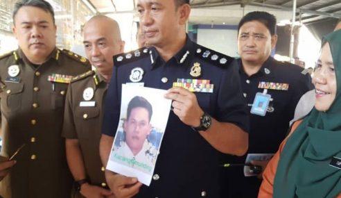 Suspek Kes Tembakan Dikenali Sebagai Kacang@ Munding