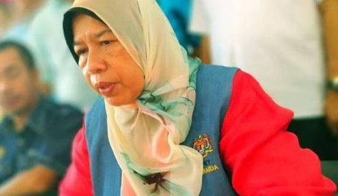 Zuraida Nafi Terlibat Tandatangan SD Sokong Mahathir