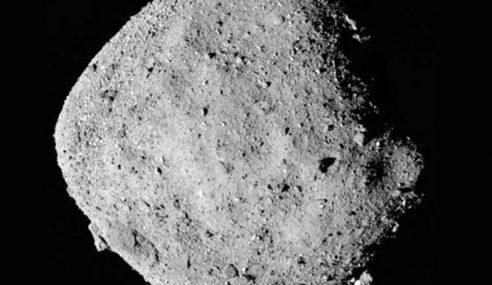 Asteroid Dijangka Hampiri Bumi Esok