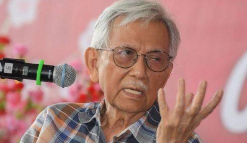 Daim Tak Setuju Mahathir Sertai Pakatan Nasional