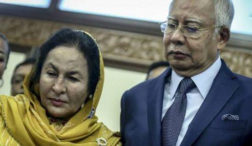 Klip Audio: SPRM Dijangka Panggil Najib, Rosmah Petang Ini