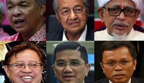 Desas-Desus Gabungan Baharu Untuk Malaysia