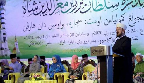 Umat Islam Perlu Bina Semula Tamadun Agung – Ulama dunia