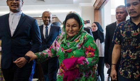 Doktor Keluarkan Surat Cuti Rosmah Disiasat SPRM
