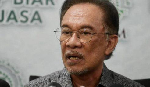 Mesyuarat Majlis Presiden PH Tegang Itu Biasa – Anwar