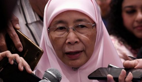 Mahathir Pegang Prinsip 'Janji Tetap Janji' – Wan Azizah