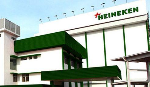 Kastam Batal Tuntutan Cukai Jualan, Penalti Heineken
