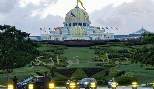 Beberapa Ahli Parlimen Dijangka Menghadap Agong