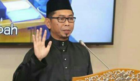Mohamad Alamin Angkat Sumpah Ahli Parlimen Kimanis