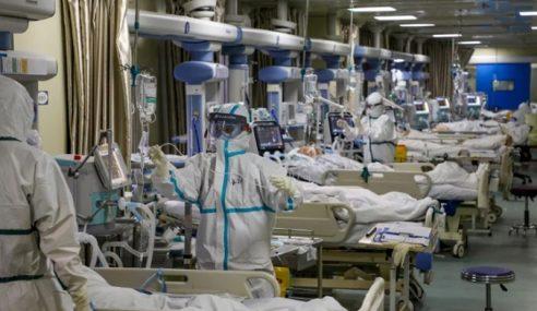 Angka Kematian Akibat Koronavirus Meningkat 910 Orang