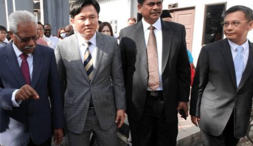 Keputusan Permohonan Gantung Bicara Paul Yong 3 Mac
