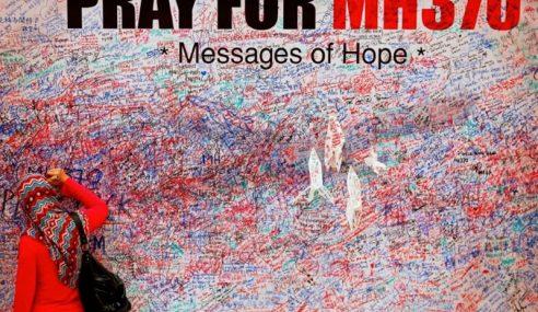 Tiada Misi Baharu Cari MH370