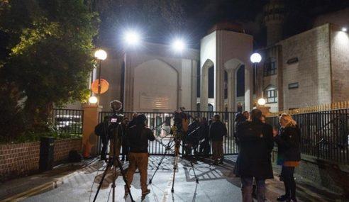 Tikam Jemaah Masjid, Seorang Lelaki Ditahan