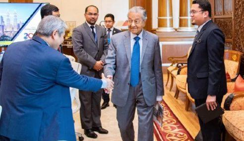 Mahathir Buat Pengumuman Khas Petang Ini
