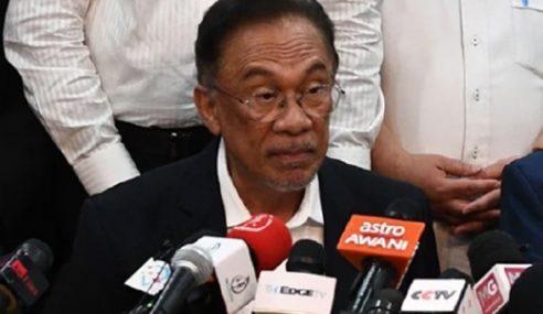 Anwar Adakan Pertemuan Dengan Ahli Parlimen PKR