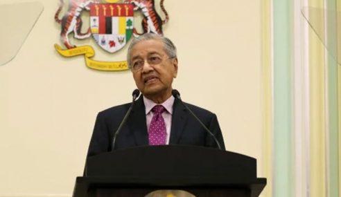Dewan Rakyat Pilih PM Baharu Isnin Ini