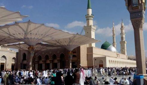 Arab Saudi Gantung Sementara Visa Umrah