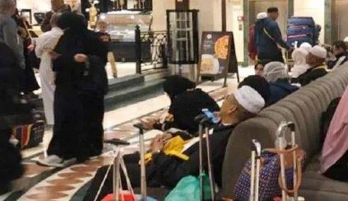 Jemaah Malaysia Terkandas Di Jeddah, Madinah