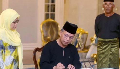 EXCO Johor Dilantik Dalam Tempoh Seminggu – Hasni
