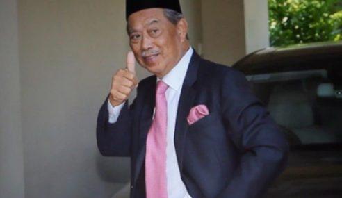 Jika Pengerusi Berhenti, Presiden Pangku Jawatan – Muhyiddin