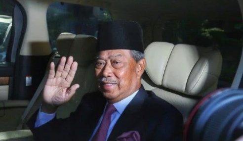 Muhyiddin Dilantik Perdana Menteri Ke-8