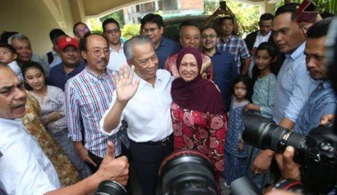 Muhyiddin Terima Sokongan 114 Ahli Parlimen