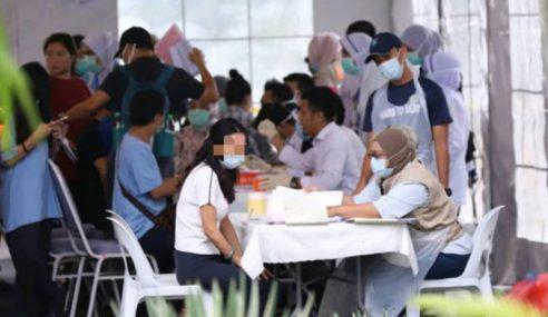 107 Rakyat Malaysia Dikuarantin Dibenar Pulang