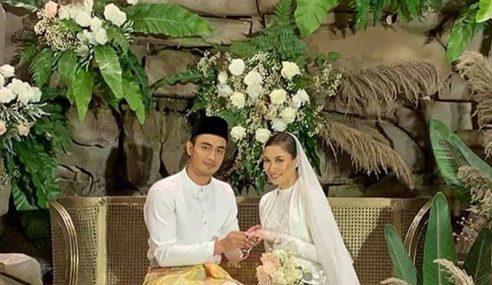 Aiman, Zahirah Sah Bergelar Suami Isteri