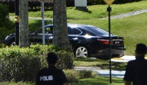 Wan Azizah, Anwar Selesai Menghadap Agong