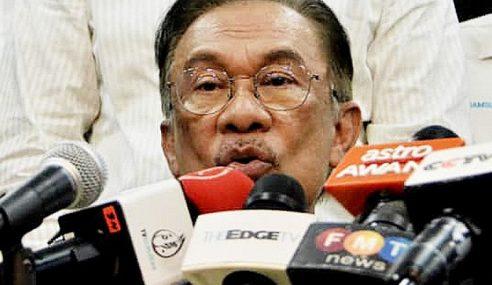 Anwar Pilihan PH Sebagai Perdana Menteri