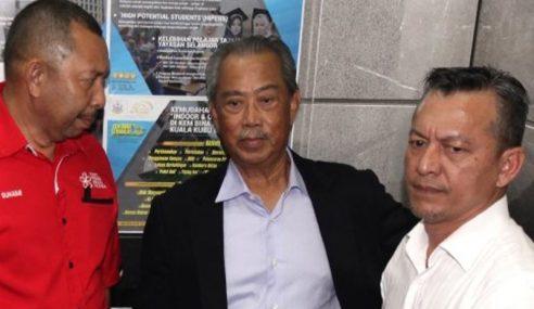 BERSATU Tolak Peletakan Jawatan Mahathir