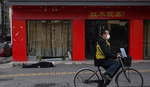 Warga Emas Mati Di Tengah Kota 'Sepi' Wuhan