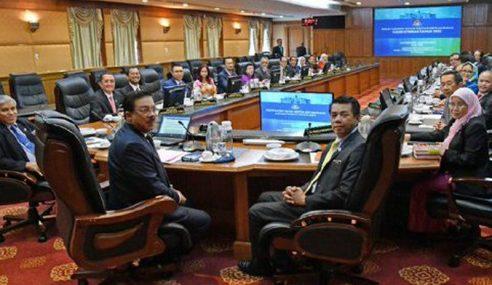 Mohd Zuki Pengerusi Mesyuarat Khas KSU Kementerian