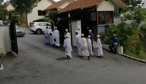Pemimpin Kanan PKR Tinggalkan Rumah Anwar
