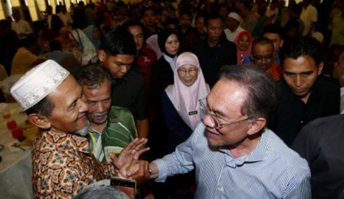 Usul Undi Percaya PM Mahu Pecah Belah PH – Anwar