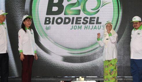 Biodiesel B20 Ke Seluruh Negara Mulai Jun Tahun Depan