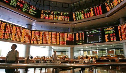 Bursa Saham Meneruskan Kerugian