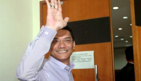 Azwanddin Tak Mengaku Salah Beri Ucapan Peristiwa 13 Mei
