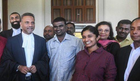 LTTE: 8 Lelaki Termasuk ADUN Gadek Dibebaskan