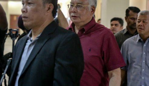 Najib Dilarang Ikuti Prosiding Kes Isteri Dalam Mahkamah