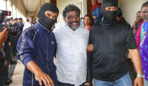 Peniaga Dituduh Sokong LTTE Gagal Peroleh Jaminan